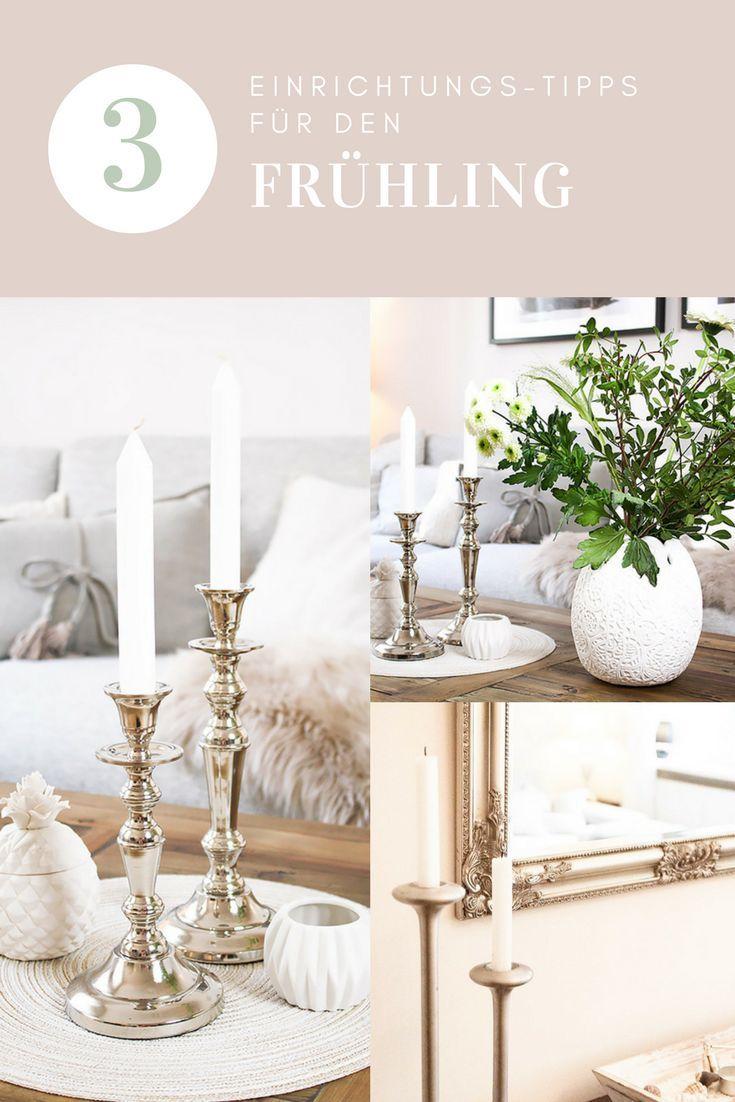 Schöne Frühlingsdeko für Dein Zuhause in 9 (mit Bildern