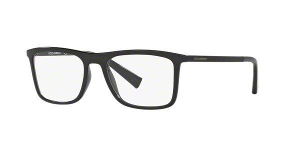 cf4c1414f83b1 These men s designer eyeglasses in black lend a unique look to the square  shape.
