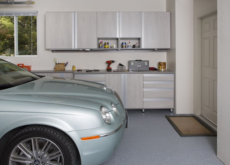 #TIP: Make sure to measure your car so you know how much space you have for your custom storage #design and your car to fit. #DesignTips
