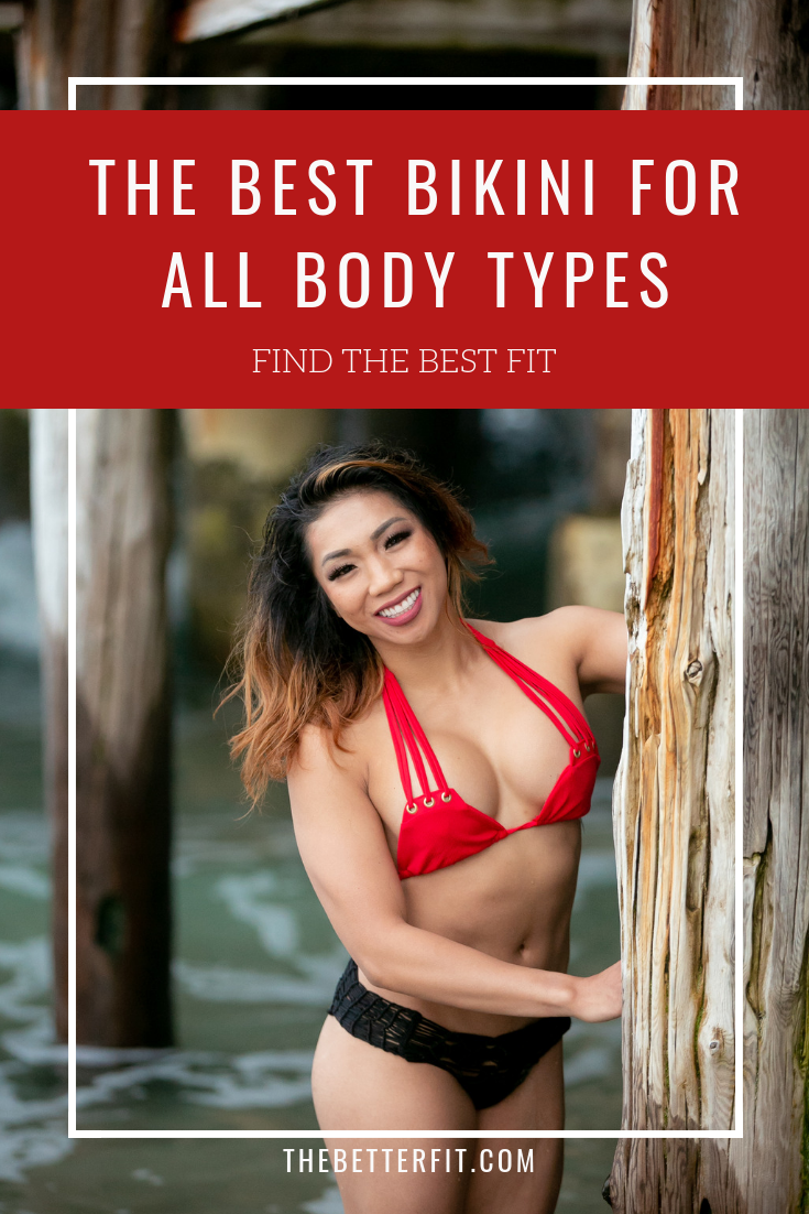 5f6e835718ab6 Whether you have bigger boobs or a smaller chest, there is a bikini for every  body type. Read our 2 piece bathing suit ...