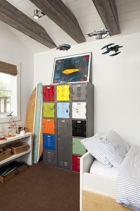 Locker Shelves | Home~~Kids\' Furniture & Accents | Pinterest ...