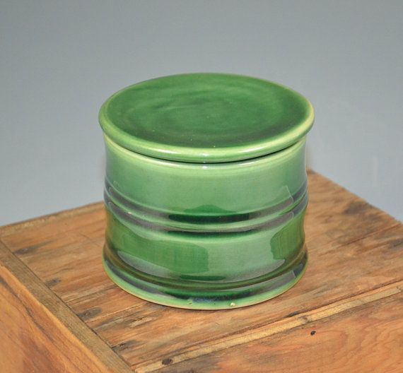 French Butter Dish by AmyMansonPottery on Etsy