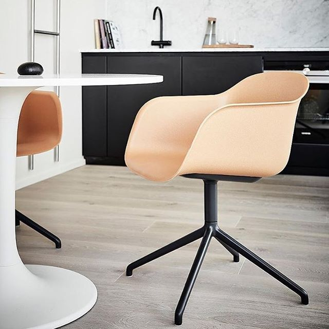 Muuto Fiber Chair Swivel Base Www Emma B Nl Emma B