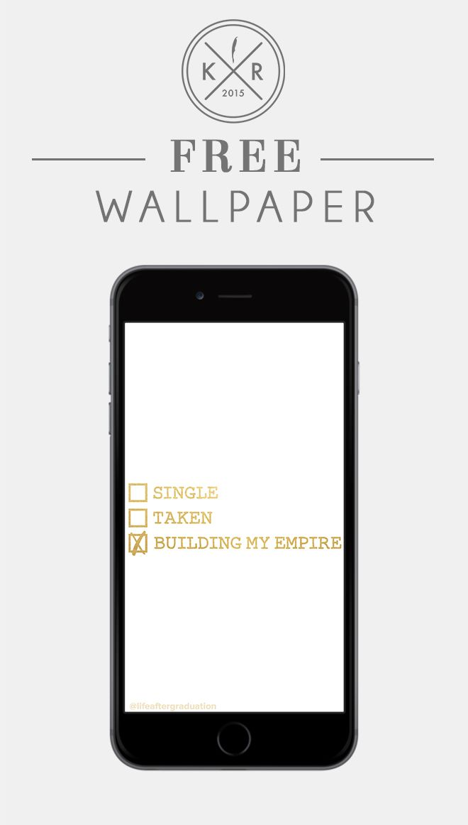 Perfect Building My Empire Quote On The Blog For A Free Wallpaper Mobile Background  With Gold Foil