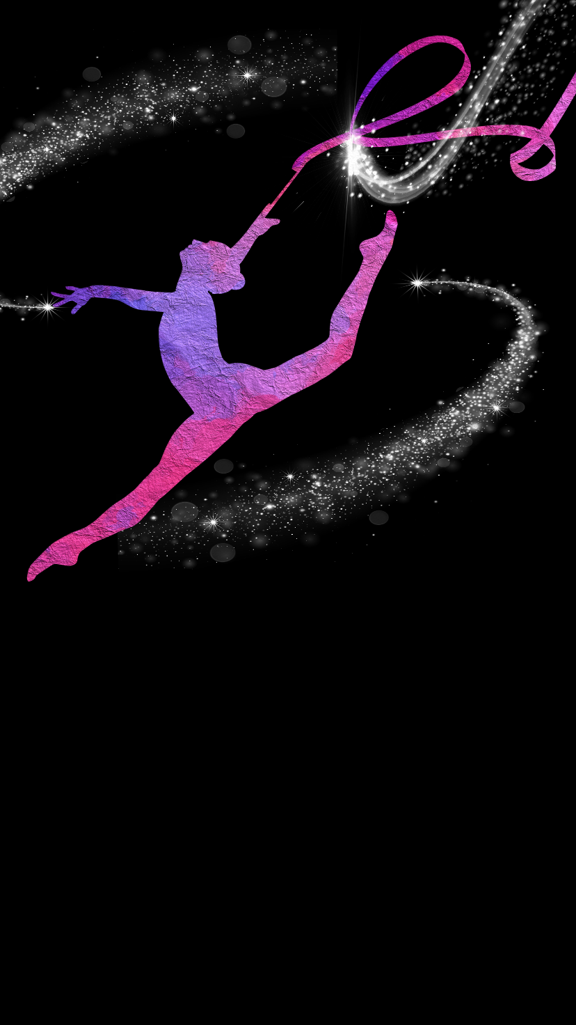 Celebrate A Gymnastics Win With This Free Evite Invitation Handcrafted With Details Of Purples Gymnastics Wallpaper Gymnastics Backgrounds Gymnastics Posters