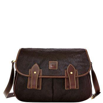 Dooney & Bourke: Cavallino Saddle Bag