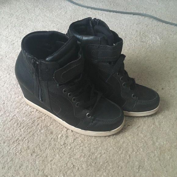 Candies wedge sneakers | Wedge sneakers
