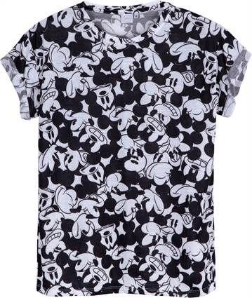 CAMISETA MICKEY - Feminina - Blusas Camisetas - Pool  5f0fad9f4f9d2