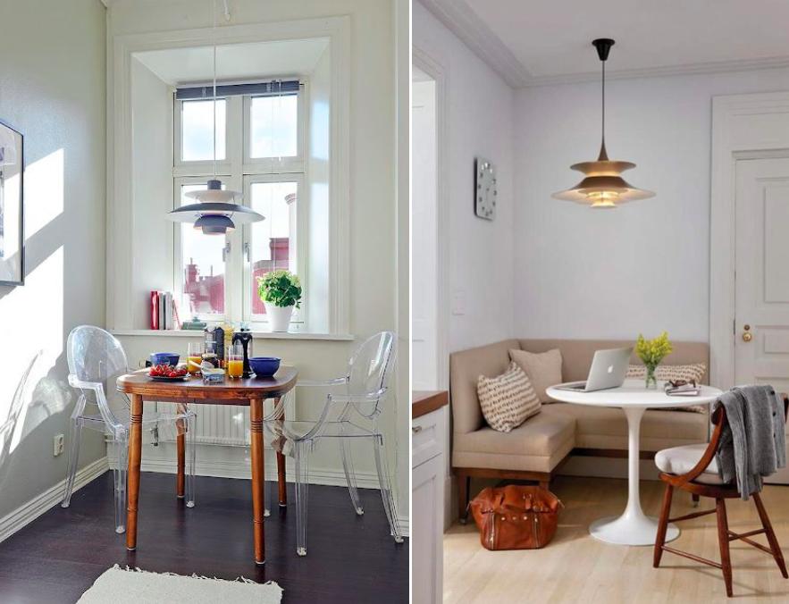 Comedores para apartamentos pequeños   recomendaciones + ...