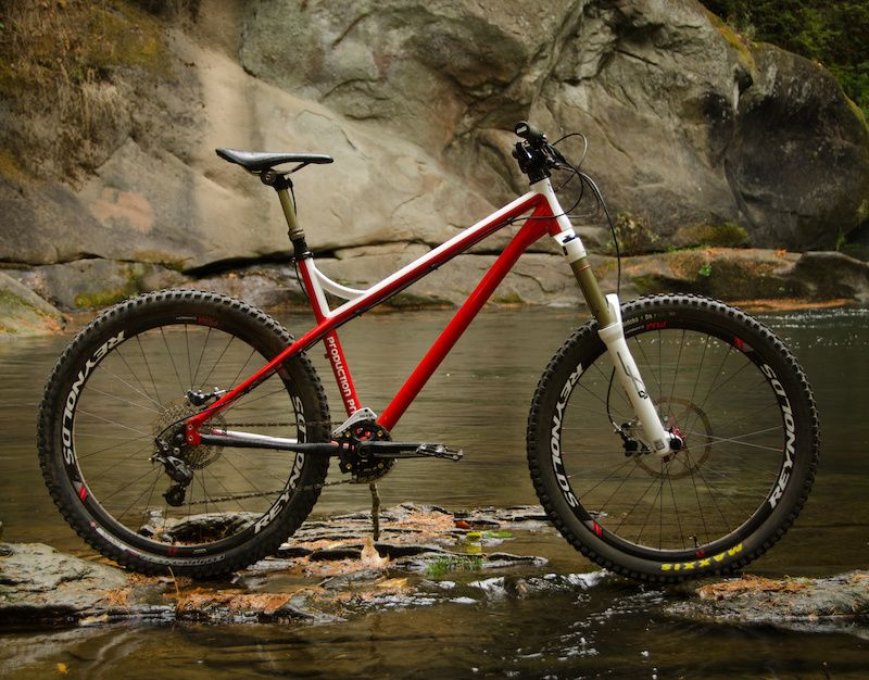 Production Privee Shan Review Montain Bike Hardtail Mountain