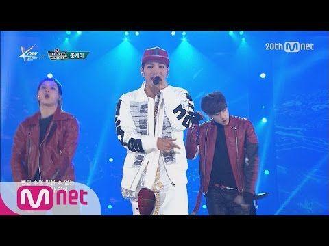 준케이와 GOT7의 스페셜 콜라보 무대! ′true swag′ M COUNTDOWN 421화 - YouTube
