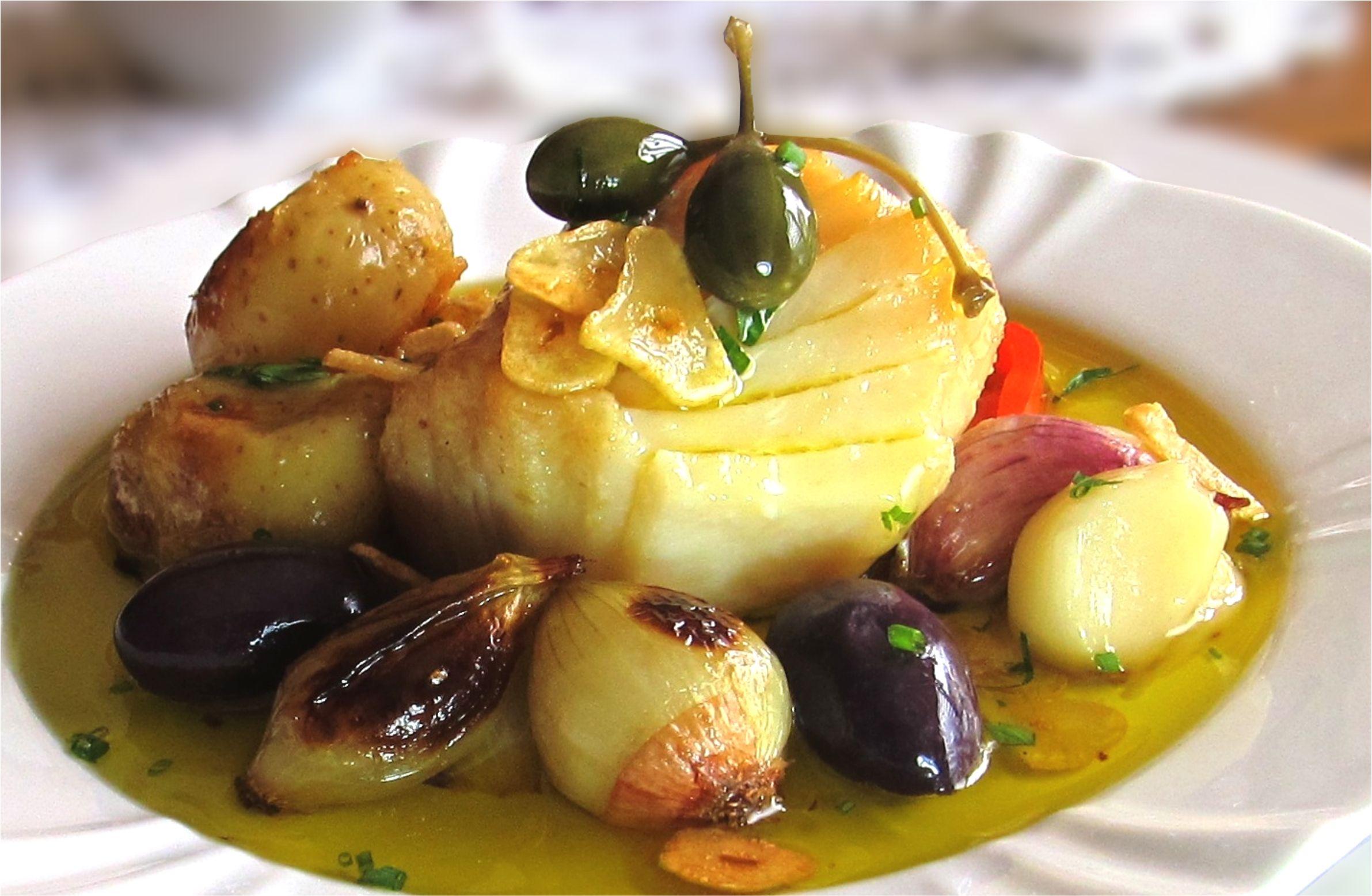 Bacalhau à Lagareiro by Chef Fernanda Stoffel