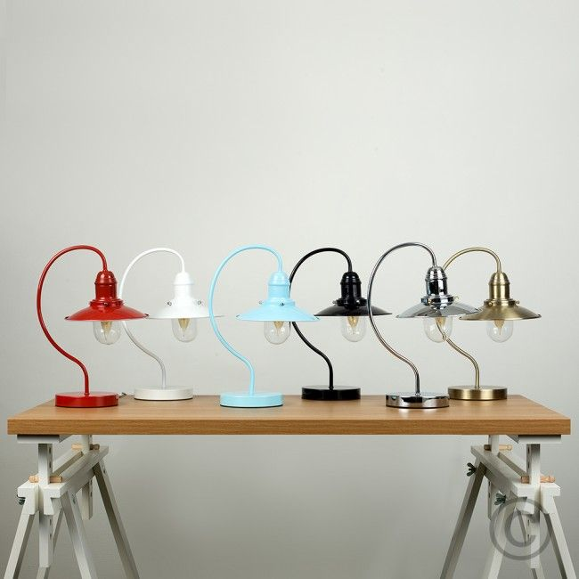 Industrial Style Fisherman's Touch Table Light - Industrial Style Fisherman's Touch Table Light The Task In Hand