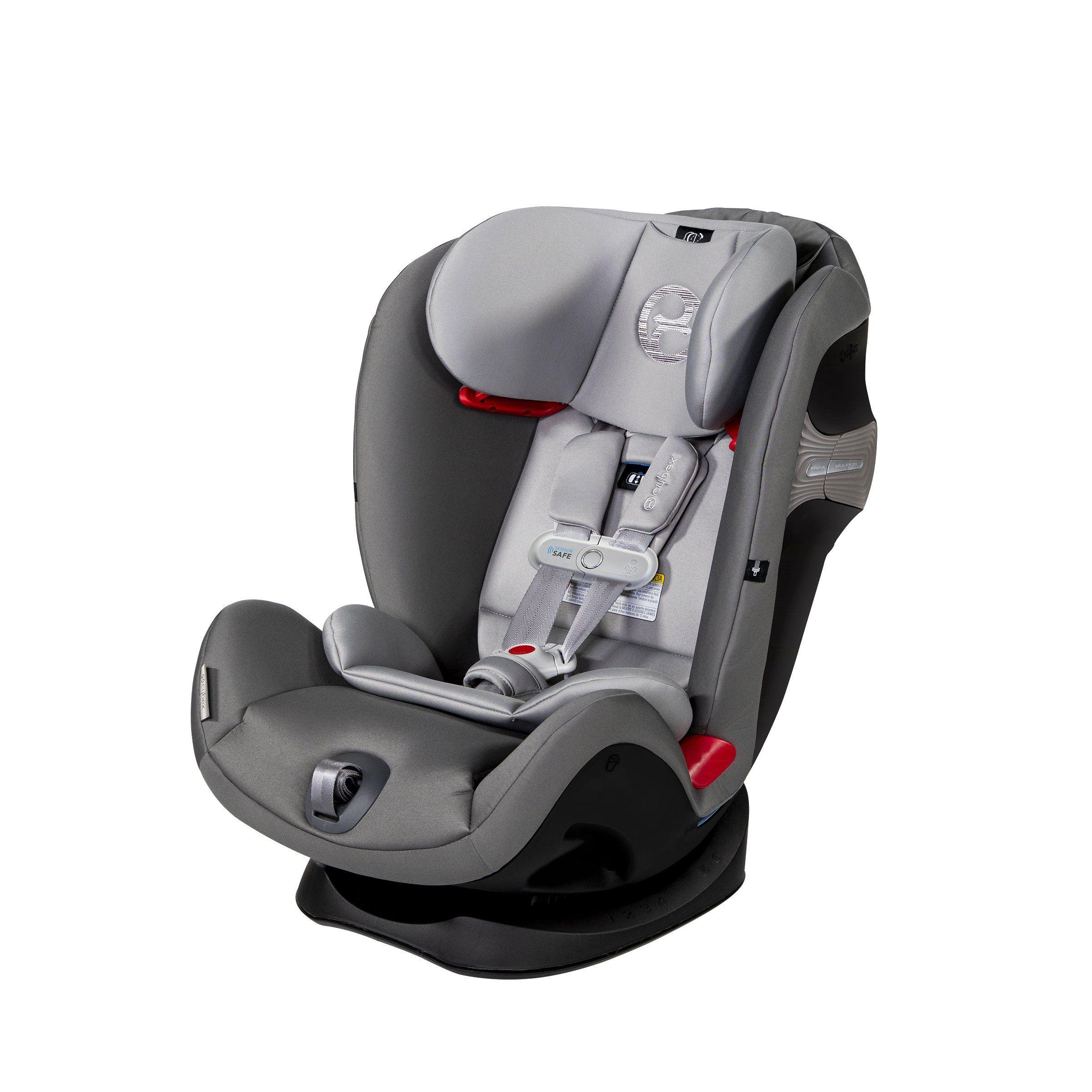 Cybex Eternis S Sensorsafe in Pepper Black   Car seats ...