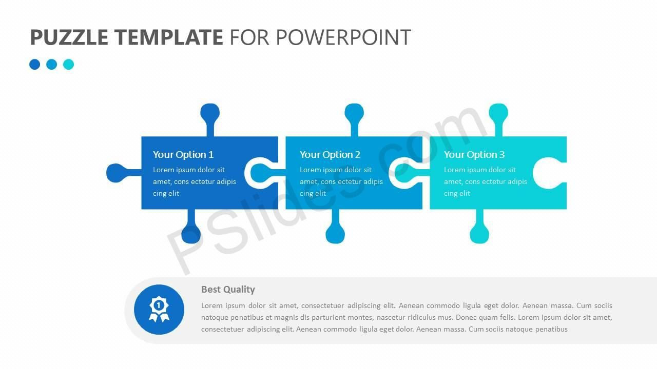 Puzzle Template For Powerpoint Check More At Httpspslides
