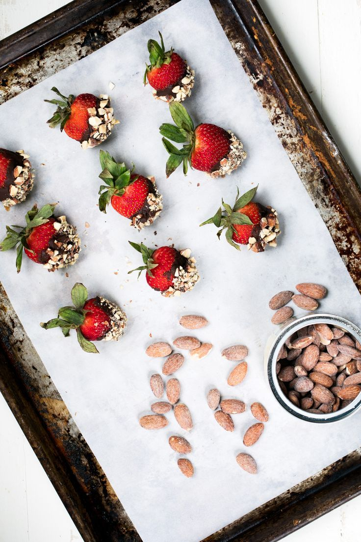 Healthy Chocolate Covered Fruit: 4 Different Ways   Yemek ...