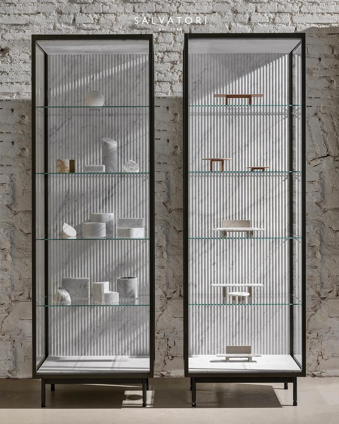 "Ital Designs Hong Kong salvatori on instagram: ""introducing the techa glass cabinet"