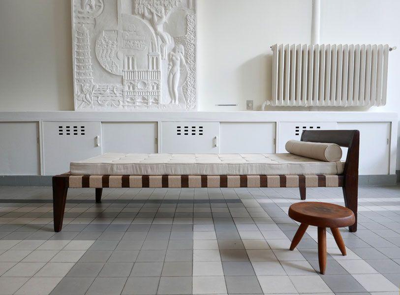 Pierre Jeanneret Le Corbusier Inventaire Mobilier Chandigarh   Éric  Touchaleaume
