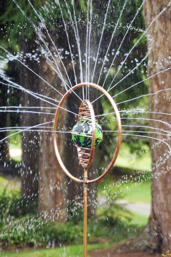 How To Installing a DIY Water Sprinkler System In a Few