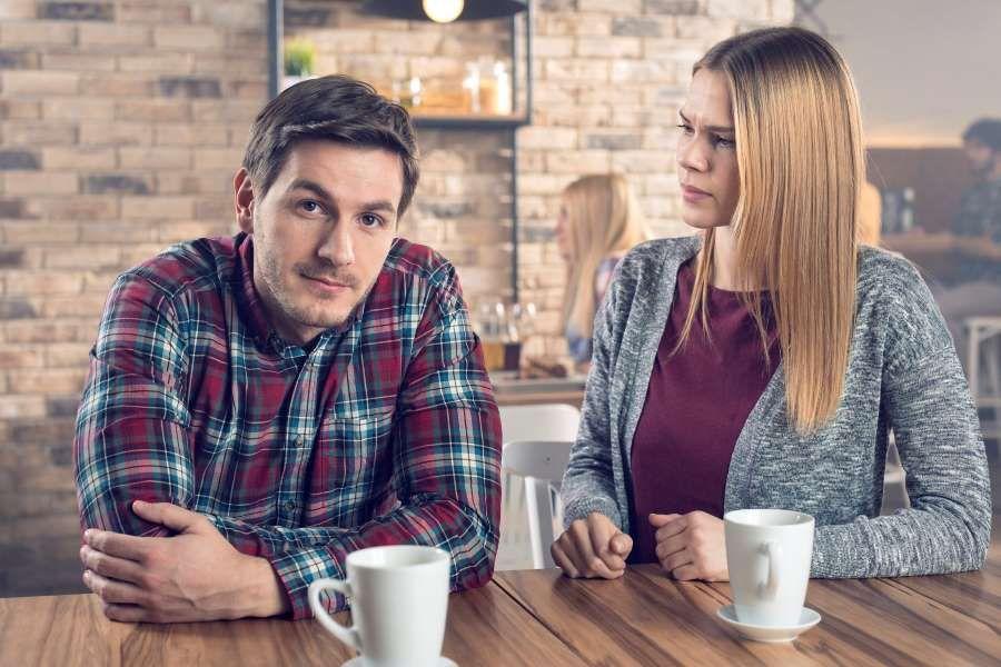 Dating een Jerk Signs