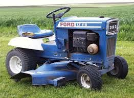 Old Lawn Tractor Google Search Lawn Tractor Tractors Ford Tractors