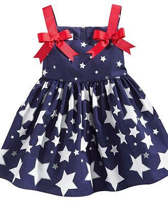 4fdf07d45550 Bonnie Jean Baby Dress