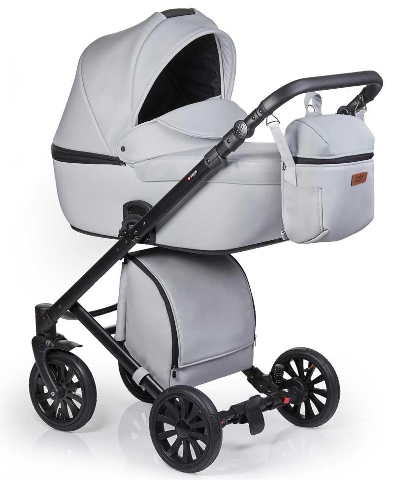der anex cross vereint edles design und leichte handhabung kinderwagen stroller pinterest. Black Bedroom Furniture Sets. Home Design Ideas