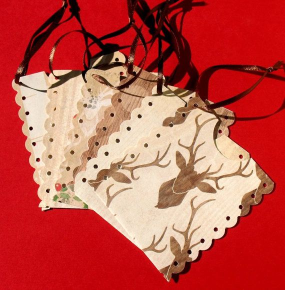 Rustic  Gift Card Sleeve Set by momentinthesun on Etsy