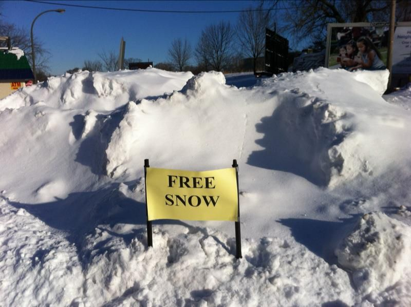 funny snow storm wallpaper - photo #4