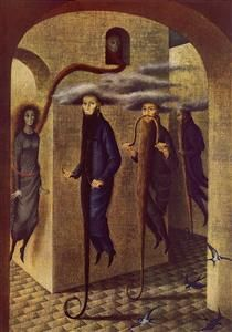 Hairy Locomotion - Remedios Varo