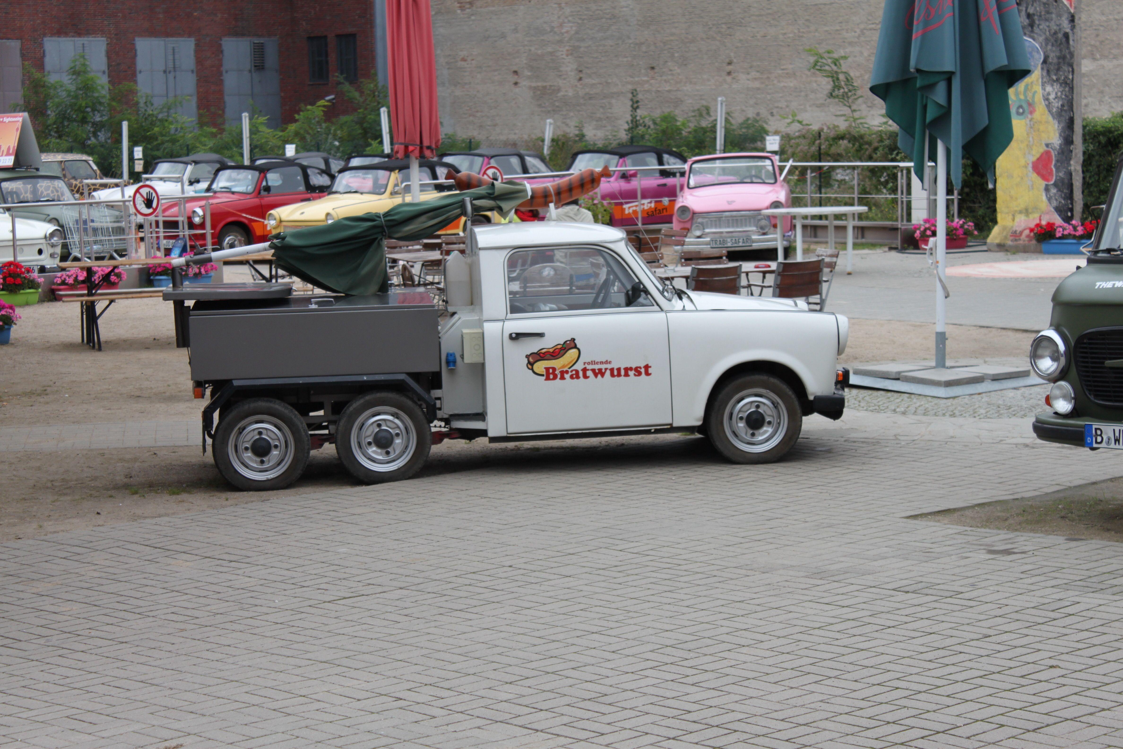 Classic East German cold war vintage Trabant cars - eBay Germany ...