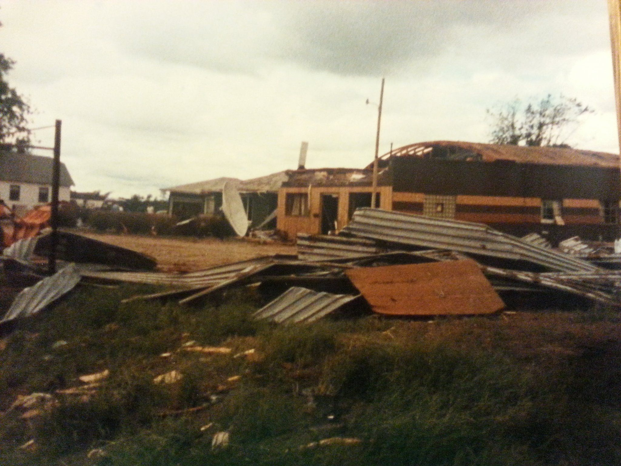 July 1984 Tornado Austin Mn Historical Pictures Pictures