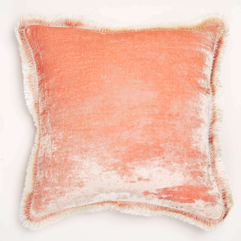 coyote pillows brocade decorative kevin peach dec l velvet studio obrien decor brop pillow