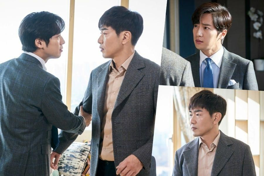"Lee Sang Yeob And Lee Jong Hyuk Tread On Thin Ice As They Face Off In ""Good Casting"""