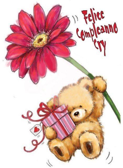 Buon Compleanno Cri Compleanni Onomastici E Anniversari