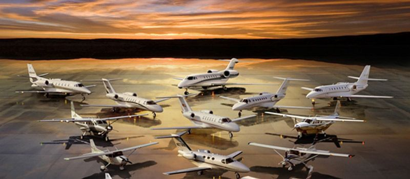 Flying on a private jet is and always will be for a select