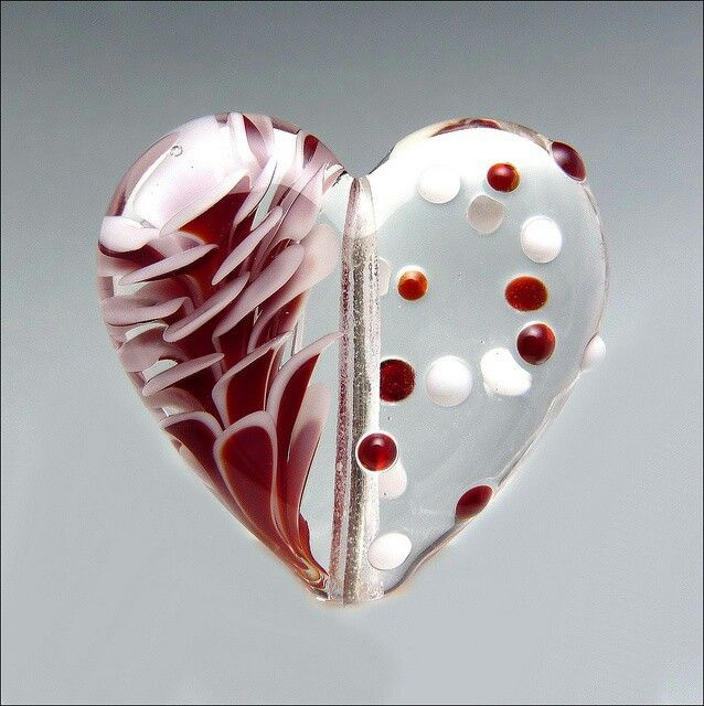 different heart