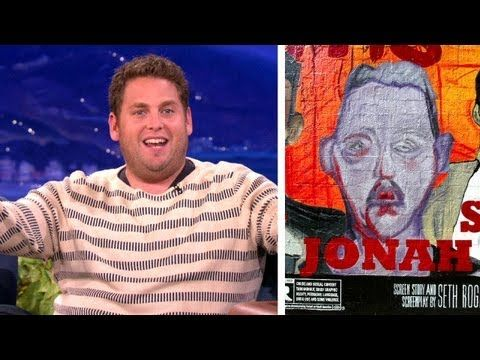 ▶ Jonah Hill Is Weirded Out By James Franco's Mural