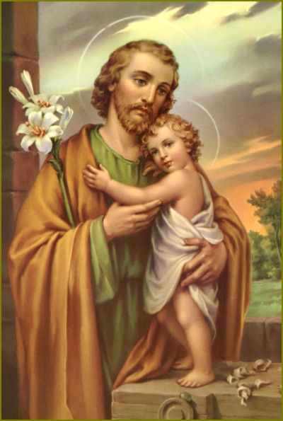 graphic about Printable Prayer to St. Joseph known as No cost Printable Prayer card toward St. Joseph Performing exercises Content