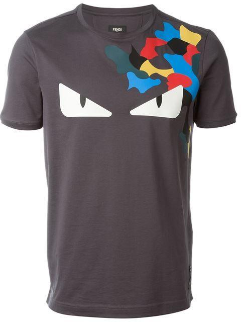 88c5f7cd4131 FENDI Bag Bugs T-Shirt.  fendi  cloth  t-shirt