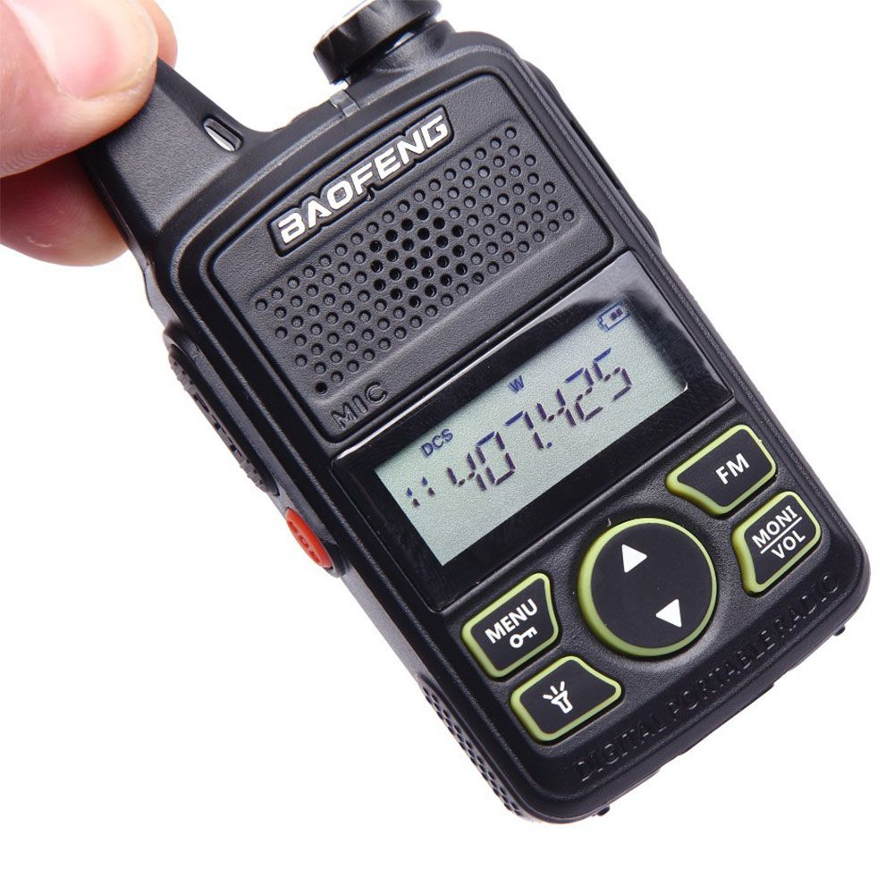 BAOFENG BFT1 Frequency 400470MHz 20 Channels Mini Ultra