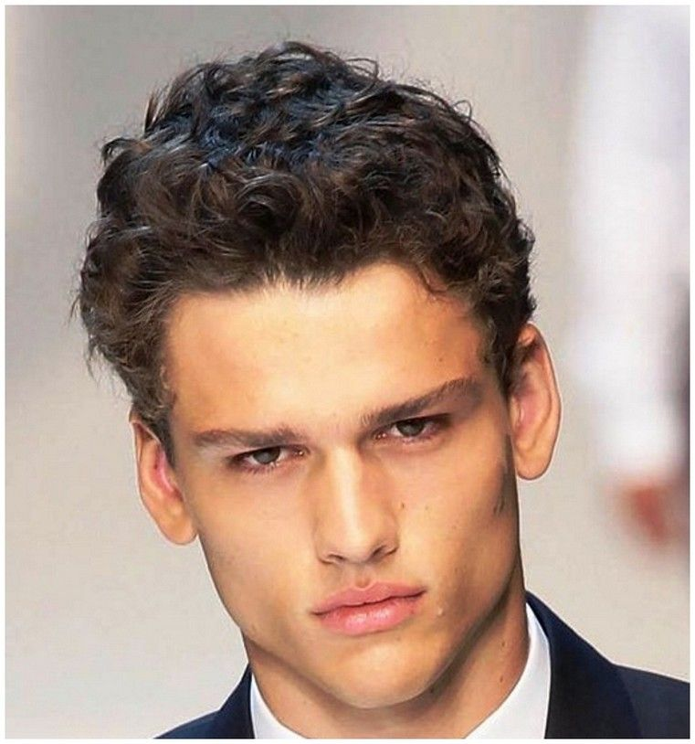 Short Curly Hairstyles For Men Hairstyles 2014  Men's Cuts  Pinterest  Men Hairstyles Older