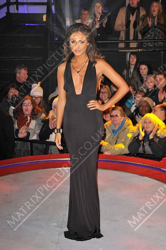 Megan McKenna is evicted from Celebrity Big Brother house ...