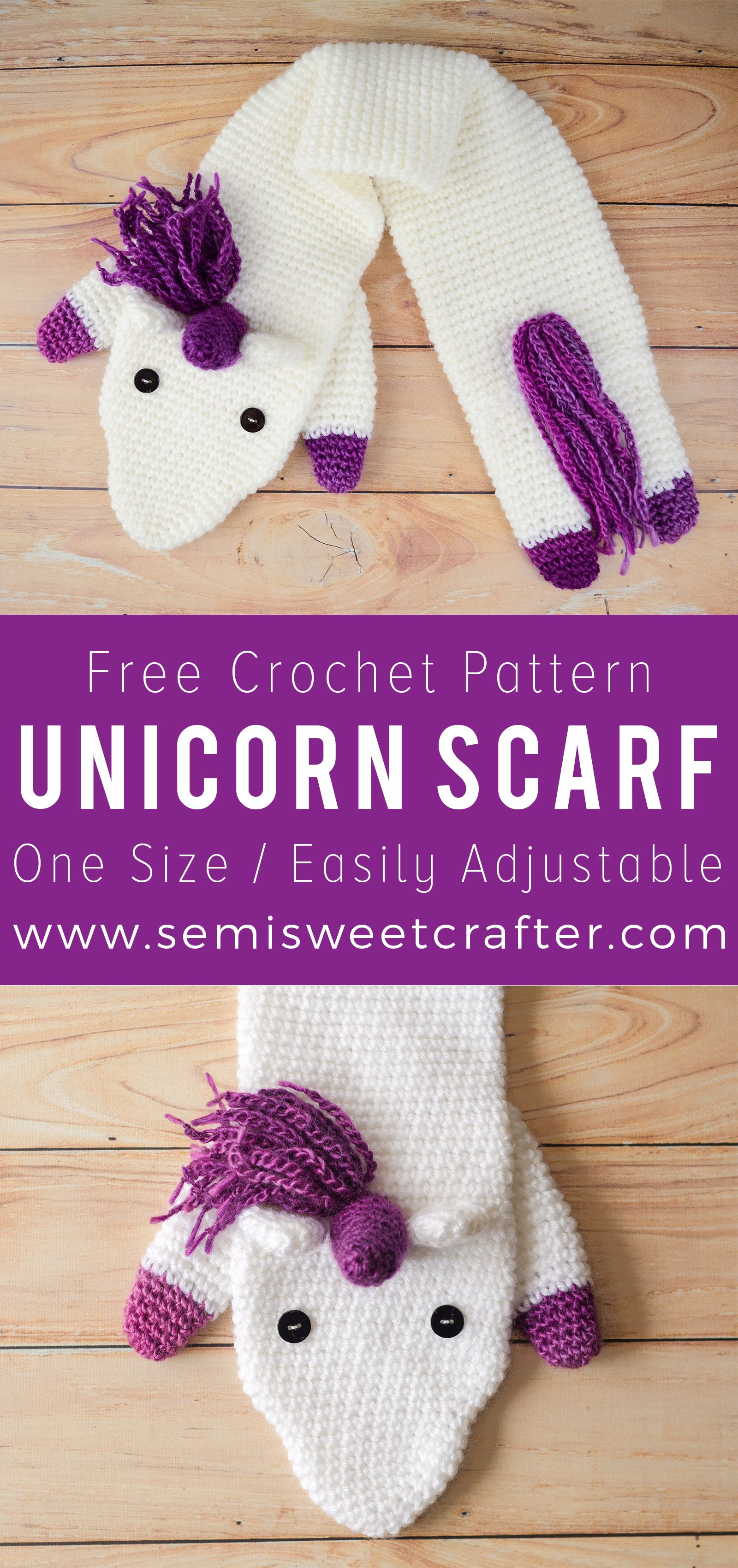 Unicorn Scarf | Accesorios