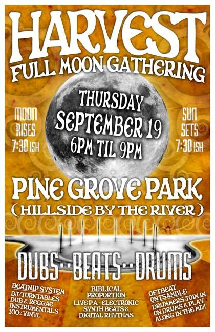 Get your Harvest Moon groove on in Port Huron.