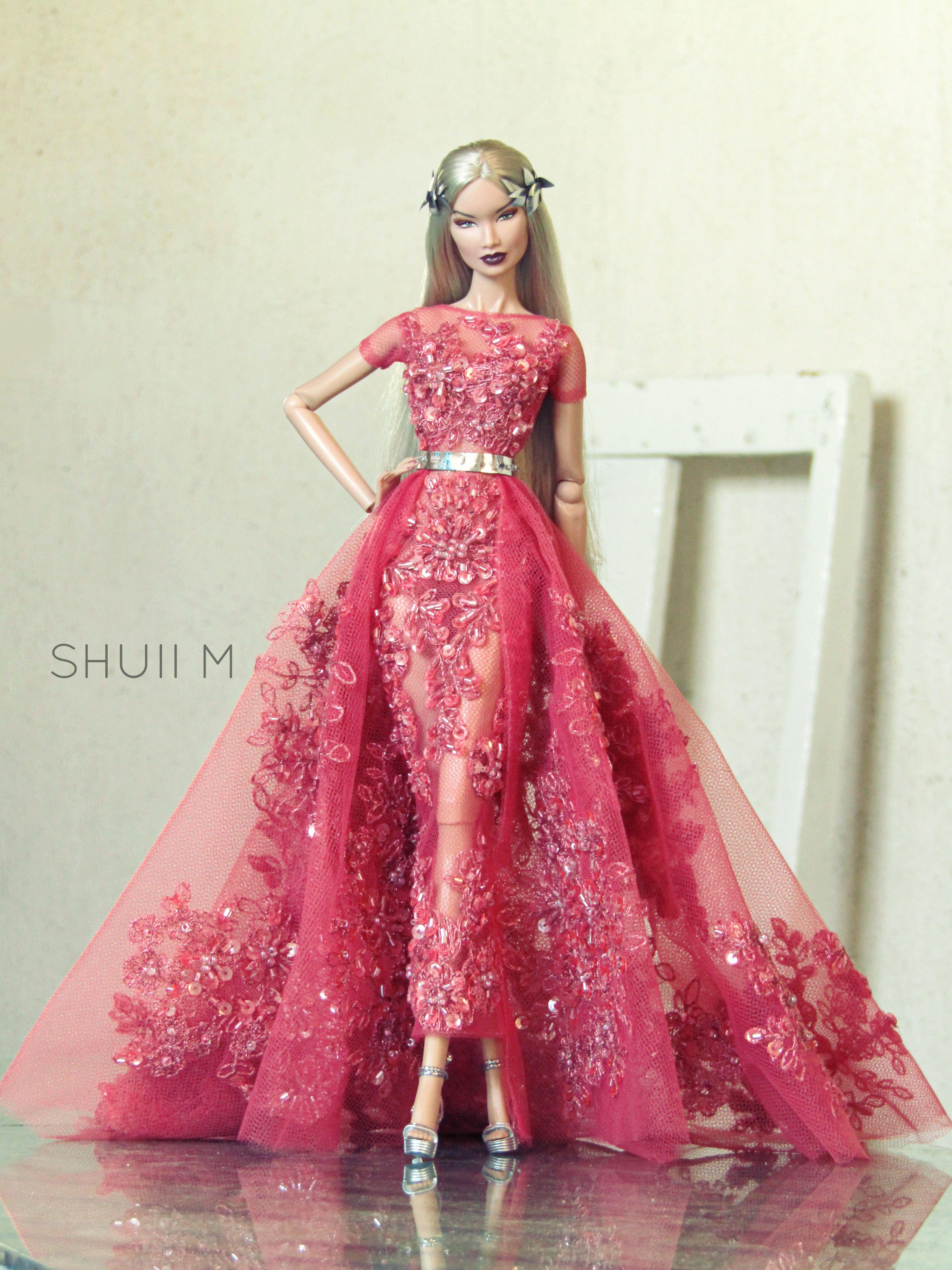 12.28.6/ Zuhair Murad SS Jesus Medina | Barbies | Pinterest ...