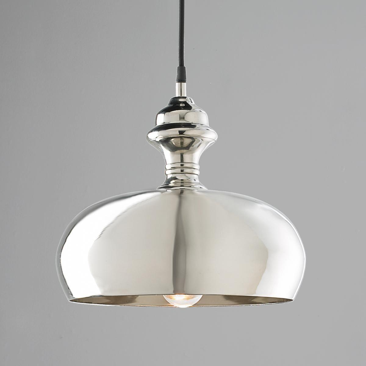 Silver onion dome pendant light kitchen pinterest pendant