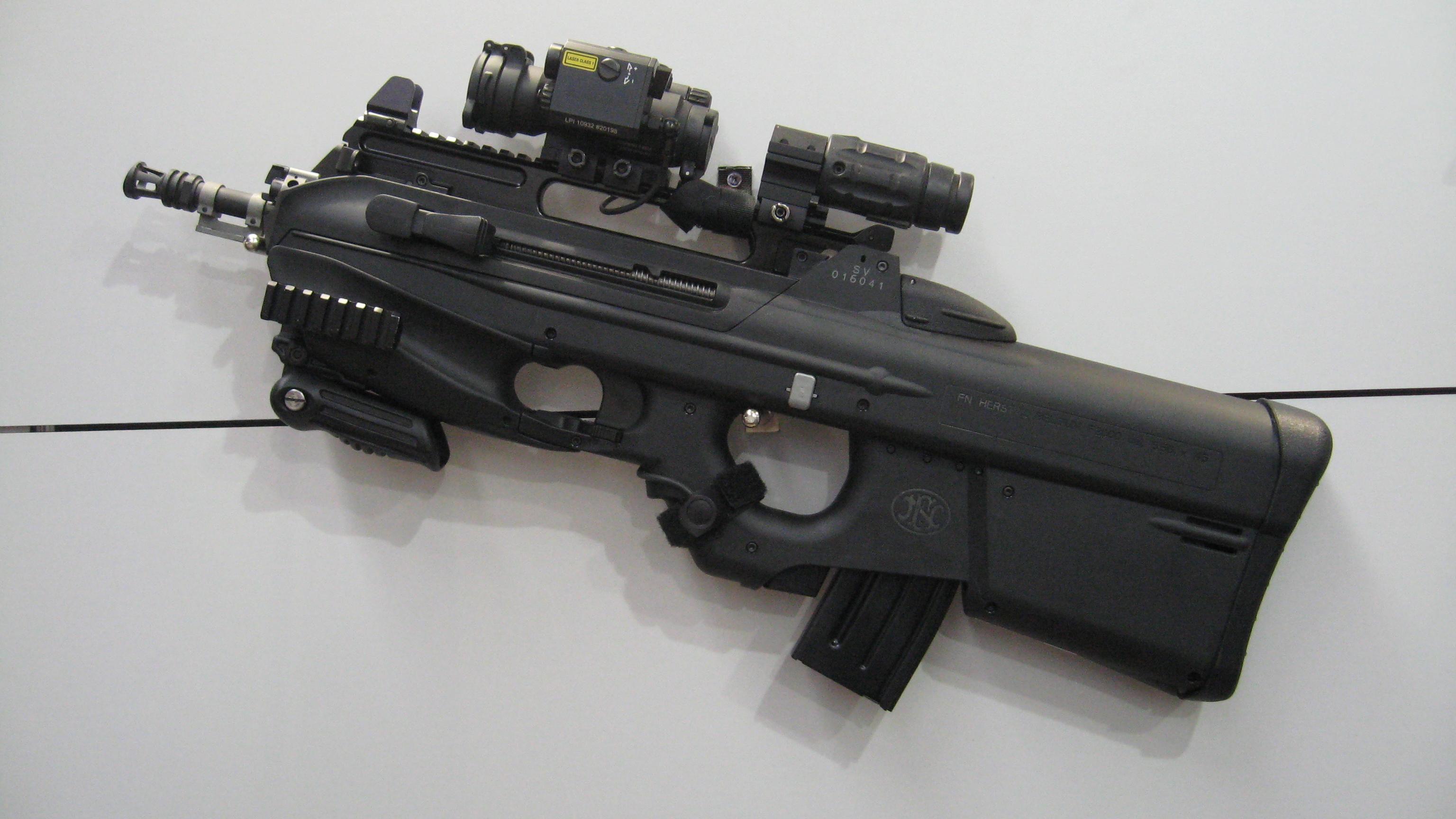 Top 10 Most Dangerous Guns in the World - Listotop