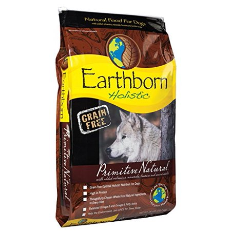 Earthborn Holistic Grain Free Primitive Natural Dry Dog Food 28