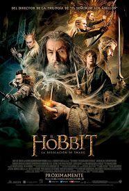 Ver Pelicula El Hobbit 2 La Desolación De Smaug Online Gratis La Desolación De Smaug Portadas De Películas Carteleras De Cine